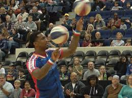 Pretty Cool': Harlem Globetrotters Dazzle Richmond Coliseum Crowd