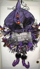 Grandin Road Halloween Wreath by Cute Diy Witch Wreath Tutorials U0026 Ideas For Halloween Witch