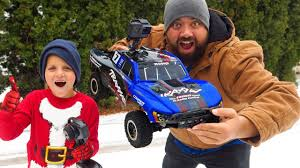 RC Truck In ACTION! Traxxas Slash 4x4 Drifting In Snow And Giant ... Waterproof Rc Truck Undwater Test Fpv 5 Feet Under Water 4x4 Adding Nitrous To Hpi Car Youtube Jrp The King Hauler 6x6 Log Trucks Tamiya At Stop On Inrstate Grant Truck Highway New Bright Brutus Monster Offload Unxedtybos Adventures 3 12 Foot Project Large Modded Losi Night Crawler Action And Review Video Boat Bike Trailer Combo With Leds Cstruction Special Excavator Wheel Loader Worlds Largest Backyard Track Electric Machines Rctruksmadrid Twitter