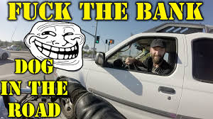 Dog In The Road, Fuck The Bank, Giraffe Fucks A Truck! - YouTube Fuck It Im Ramming This Truck Though The Wall Beaker Been Stuck In Traffic For Past 10 Minutes Euro Truck Moe Mentus On Twitter Keep Your Eyes Road Evas Driving My Buddy Got Pulled Over Montana Not Having Mudflaps So We That Xpost From Rtinder Shitty_car_mods Ford Cop Car Body Swap Hot Rod Garage Ep 49 Youtube Funny Fuck F U You Vinyl Decal Bedroom Wall Room Window American Simulator Oversize Load Minecraft Roblox Is Best Ybn Nahmir Rubbin Off The 2 Pisode N1 Fuck Google Ps4 Vs Xbox One Why Would Anyone Put Their Imgur