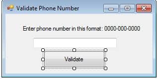 valid phone number validate phone number using c free source code tutorials and