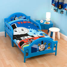 Thomas The Tank Engine Toddler Bed by Character Junior Toddler Beds Free Postage U0026 Packing New Ebay