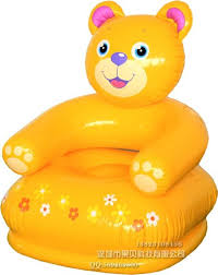 intex baby teddy inflatable sofa chair price in india buy intex