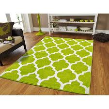 Large Modern Green Area Rug For Bedrooms Rugs On Clearance 8x11 Living Room