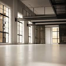 Architecture Black And White Loft Design Equipped With