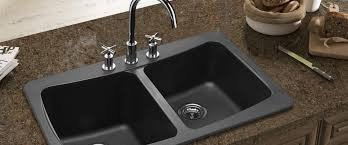 Drop In Bathroom Sink With Granite Countertop by How To Install A Drop In Sink Hoods Discount Home Centers