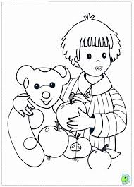 Goodnight Kids Coloring Page