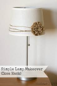 Turn A Lamp From Bland To Gorgeous In Just Minutes