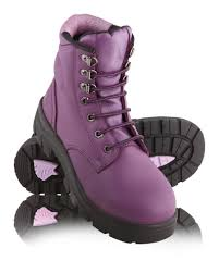 Womens Work And Safety Shoes by Steel Blue Work Boots Fantastic If It Comes In Purple I U0027ll