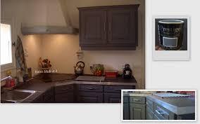 renovation cuisine rustique repeindre une cuisine en chene stunning repeindre une cuisine en
