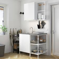enhet küche weiß hochglanz weiß 103x63 5x222 cm
