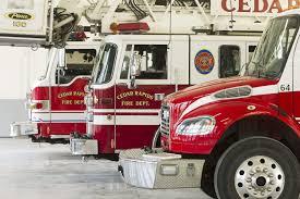First Cedar Rapids Fire Department Call In 2018? Fireworks. | The ...