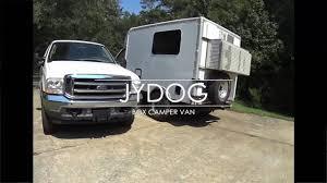 100 Box Truck Camper Thats Smaller Than An F250 Vlog 51 RV