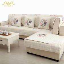 Sofa Bed Covers Target by Furniture Minimize Amount Of Fabric You Need To Tuck With