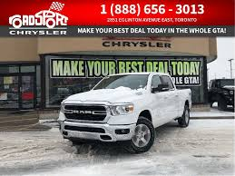 100 Best Deals On New Trucks 2019 Ram All 1500 Big Horn For Sale Toronto ON