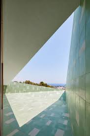 100 Mmhouse Four Angular White Volumes Form House In Mallorca By OHLAB