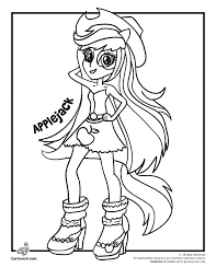 My Little Pony Equestria Girl Coloring Pages 20 Inspirational Rainbow Dash