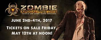 13th Floor Blackout Promo Code by Zombie Apocalypse Live At The 13th Floor Haunted House June 2 4