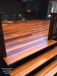 custom clear cedar deck sikkens srd no 05 natural oak two coats