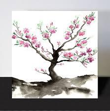 Cherry Blossom Bathroom Decor by 89 Best Cherry Blossoms Images On Pinterest Cherry Blossom Art