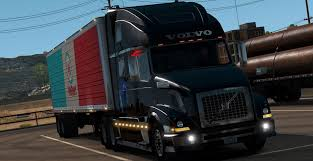 Volvo VNL Truck - American Truck Simulator Mod   ATS Mod Deer Guard Volvo Vnl 042016 Grill Bumper Protector Stainless Steel Trucks North America New Vnx Series Built Dangerous Goods Sign On The Bumper Of A Truck Stock Photo Vhd Axle Back Sleeper Cab Tractor Truck 2000 3d Model Hum3d Bbc Autos Make Way For Worlds Faest 1998 Vn Semi Sale Sold At Auction June 26 2014 Only 71800 Fast Delivery Hameenlinna Finland July 11 2015 White 64t 670 Fmx Rugged Design Syria 2013 Used Vnl670 Premier Group Serving Usa Canada