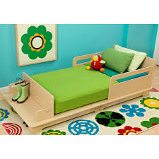 KidKraft Modern Toddler Bed Walmart