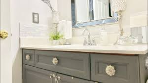 BATHROOM COUNTERTOP DECORATING IDEAS|BATHROOM DECORATE WITH ME - YouTube Bold Design Ideas For Small Bathrooms Bathroom Decor 60 Best Designs Photos Of Beautiful To Try 23 Decorating Pictures And With Tub Foyer Gym 100 Ipirations Toilet Room Makeover Reveal Clever Storage Kelley Nan 6 Easy Rental Realestatecomau