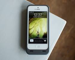 Mophie Helium Finally A Great Charging Case For The iPhone 5
