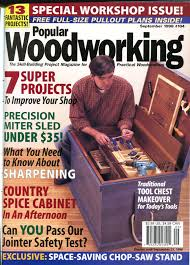 Practical Woodworking Magazine Download by How I Use A Traditional Tool Chest For Woodworking Lost Art Press