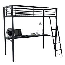 lit mezzanine noir avec bureau lit mezzanine noir avec bureau lit mezzanine 2 personnes lit
