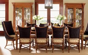 Tommy Bahama Island Estate Rectangular Dining Table Set