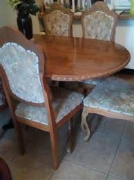 7PC Dining Room Table Set