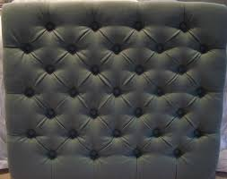 Diamond Tufted Headboard With Crystal Buttons by Diamond Tufted Linen Headboard Twin