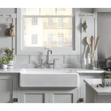 Kohler Gilford Sink Specs by Kohler K 6349 0 Whitehaven Hayridge Undermount Double Bowl Kitchen