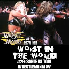 Halloween Havoc 1996 Rant by The Wrestling Section Worst In The World Sable Vs Tori