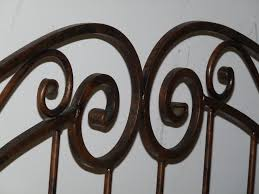 Black Wrought Iron Headboard King Size by Bedrooms Wrought Iron Headboard King Size Wrought Iron