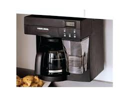 Spacesaver Coffee Maker Plus Under Counter Black Cabinet Space For Make Awesome And Decker Saver