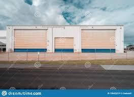 100 Melbourne Warehouse Williamstown Australia Industrial Editorial