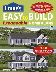 Lowes Homes Plans by Lowe S Easy To Build Expandable Home Plans Editors Of Creative