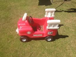 100 Fire Truck Cozy Coupe Little Tikes Cosy Coupe Fire Engine In Maghull Merseyside Gumtree