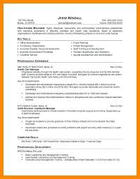Objective For Healthcare Resume Medical Sample Example Of Manager Template With Office Administration