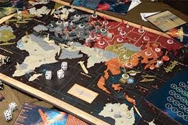 These Miniatures From The Europe 1940 Version Of Axis Amp Allies Shows Many Different