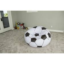 Bestway Beanless Inflatable Soccer Ball Chair - Walmart.com Best Promo Bb45e Inflatable Football Bean Bag Chair Chelsea Details About Comfort Research Big Joe Shop Bestway Up In And Over Soccer Ball Online In Riyadh Jeddah And All Ksa 75010 4112mx66cm Beanless 45x44x26 Air Sofa For Single Giant Advertising Buy Sofainflatable Sofagiant Product On Factory Cheap Style Sale Sofafootball Chairfootball Pvc For Kids