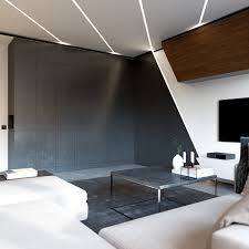 Design Project Of The Apartment In Zagreb 50 Sqm