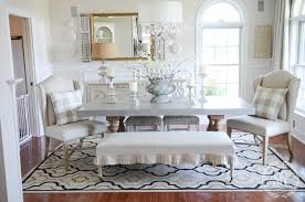 EASY DROPCLOTH SLIPCOVER Heres An Step By Diy To Make The Dining Room Bench