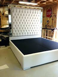 Black Leather Headboard King by Tall Leather Headboard King Black Fabric White Bedroom Furniture