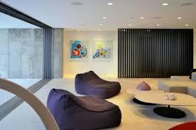 Beanbag Living Ideas Room Interior Design Light