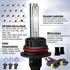 9006 hid bulbs 5000k ebay