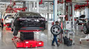 Tesla's Model 3 'Production Hell' May Raise Tensions Between ... Corvette Plant Tours To Be Halted Through 2018 Hemmings Daily 800horsepower Yenko Silverado Is Not Your Average Pickup Truck Rapidmoviez Ulobkf180u Hbo Documentaries The Last Opel Will Continue Building Buicks 2019 Oshawa Gm Reducing Passengercar Production In World Headquarters Youtube Six Flags Mall Site House Supplier Expansion Fort Worth Star Bannister Chevrolet Buick Gmc Ltd Is A Edson Canada Workers Get Raises 6000 Signing Bonus New Contract Site Of Closed Indianapolis Going Back On Market Nwi Fiat Chrysler Invest 149 Billion Sterling Heights Buffettbacked Byd Open Ectrvehicle Ontario