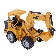 1:24 5 Channel RC Tractor Digger Remote Dump Truck Excavator Truck ... Orange Dump Truck Toy 72cm Long Tipping System With Safety Catch Tonka Classic Big W Dirt Diggers 2in1 Haulers Little Tikes Metal Kmartnz Awesome 1940 Original Gmc Vintage Blue Buddy L Cstruction Co Kids Eeering Vehicles Excavator Youtube Catrumblen _ Toysrus Amazoncom Toystate Cat Tough Tracks 8 Toys Games Rc Remote Control Amishmade Wooden With Nontoxic Finish Amishtoyboxcom Controlled 24ghz Online Kg Electronic